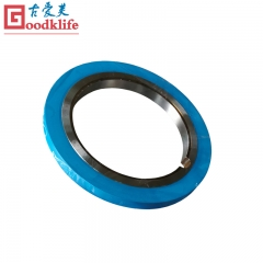 Bonded Stripper Rings for aluminium coils processing line