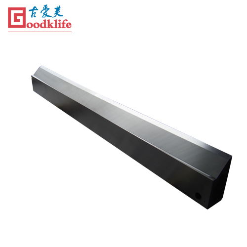Hot rolled plate cutting blade